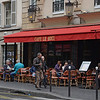 Cafe Le Buci in Paris