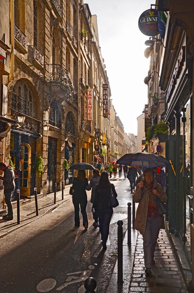 Rue St. Andre des Arts