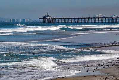 Imperial Beach Pier - Judith Sparhawk