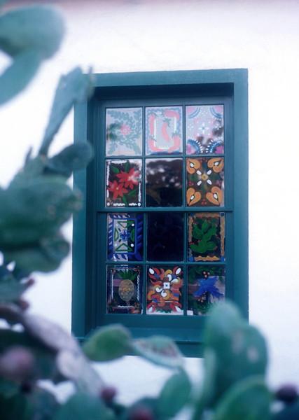 Gift shop window   Old Town, San Diego