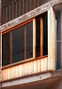 Details of window frame, Salk Institute