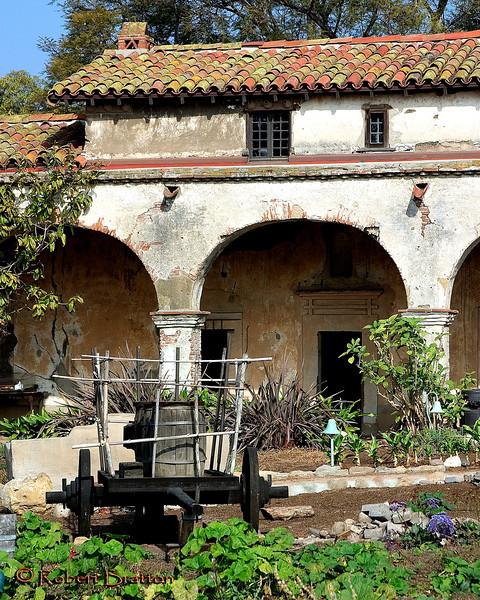 Old Mission of San Juan Capistrano