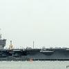 USS Carl Vinson returning to port.