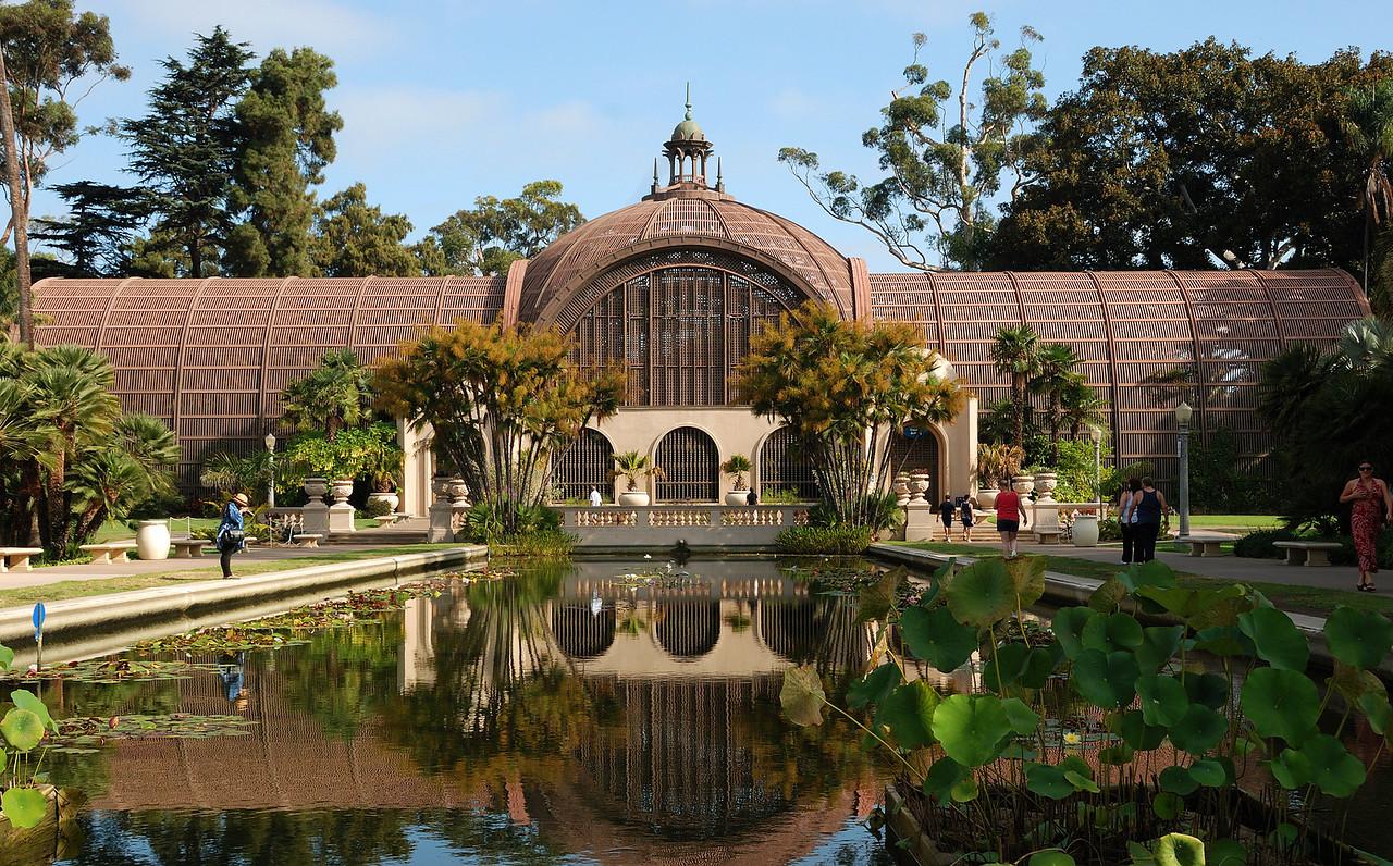 #115 Balboa Park Arboretum