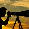 Long lens shooter