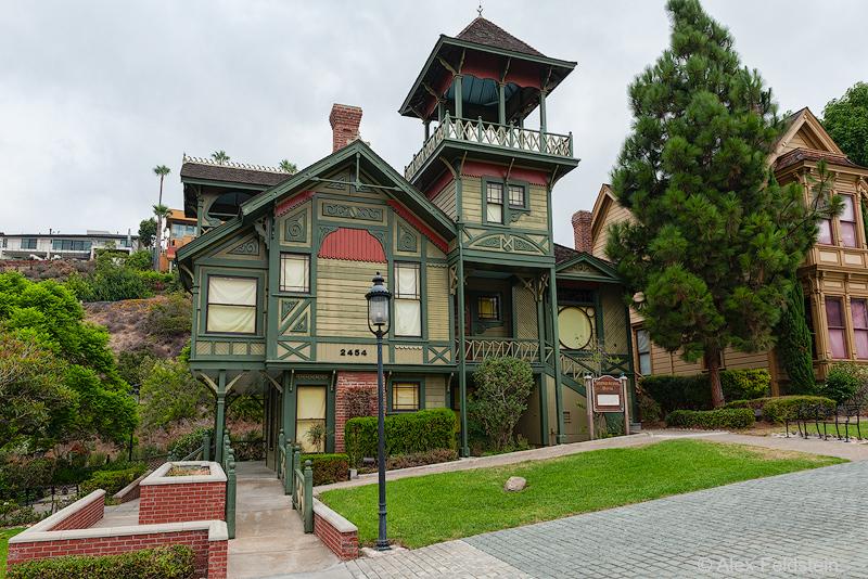 Sherman Gilbert House (1887)