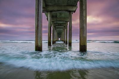 Scripps-Pier-Wide-Waves