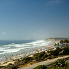 Del Mar beach.