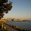 Pure tranquility: San Diego shortly before sunset.