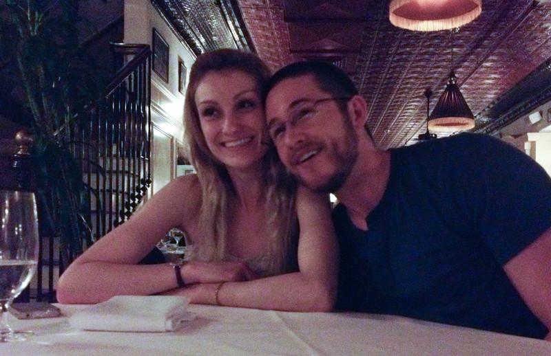 Sarah & Rob at La Coloniel