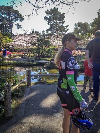 Calla at Japanese Garden