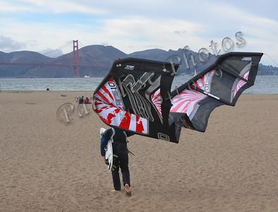 Kite surfer darker 387
