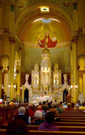 St Peter Paul inside SF 0955