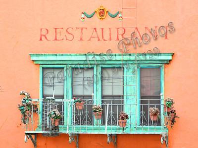 Restaurant Window SF 813