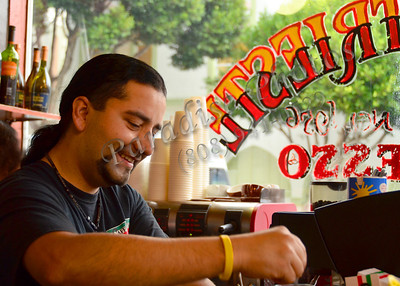 Carlos  Cafee Triest on Grant  SF 1011 881