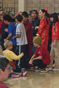 ____ and Jesse at CAIS New Year pageant.