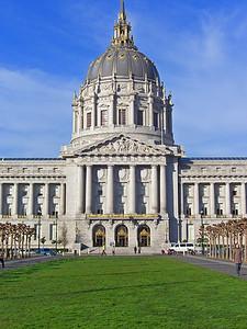 Dome. San Francisco City Hall