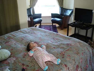 Baby's first tempurpedic mattress!