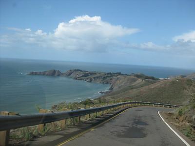 2011/10/05-3 - Drive Through Marin Headlands