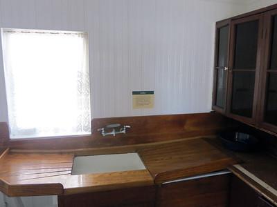 Maritime Park houseboat