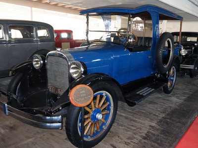 1924 Dodge Express Wagon