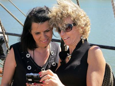 Maritime Park Balclutha Isabelle & Agnes