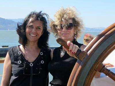 Maritime Park Balclutha Isabelle & Agnes 02