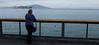 Alcatraz in the background