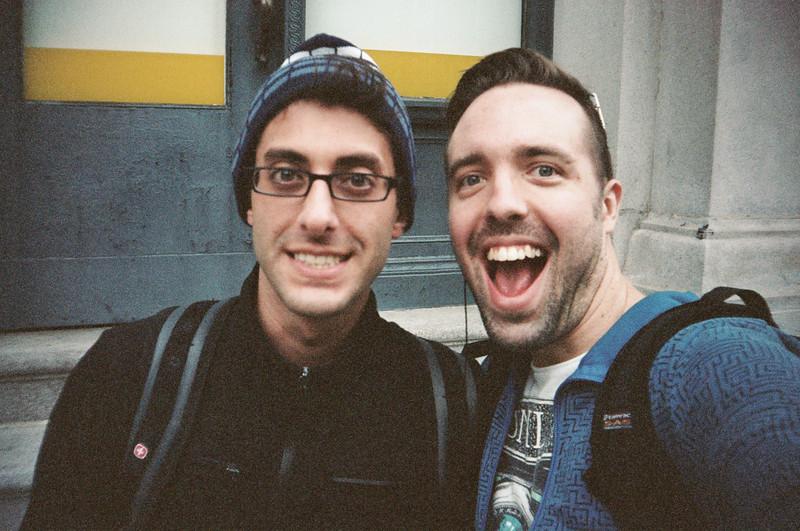 Friends! Kodak Portra 400, Kodak Cameo