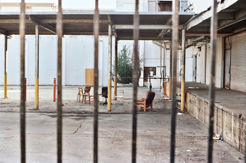 Furniture jail. Kodak Ektar 100, Canon AE-1