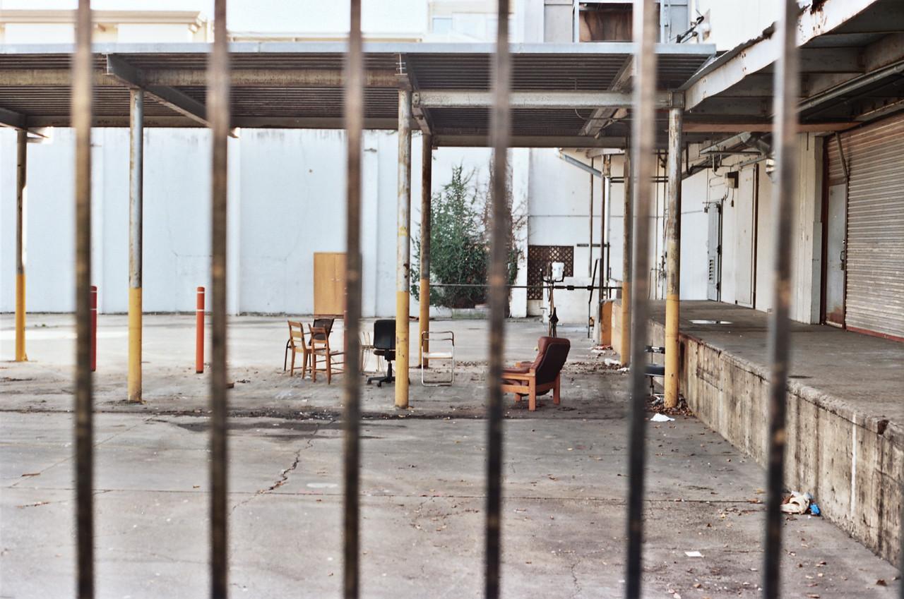Furniture jail. Kodak Ektar 100, Canon AE-1