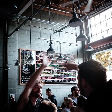 Cellarmaker Brewing | San Francisco, CA | August 2016