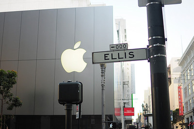 San Francisco, April 2010