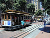 Cable Cars add a touch of romance to the city by the bay...