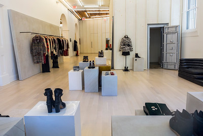 San Francisco, CA, USA, Isabel Marrant Fashion Shopping in Clothing Stores inside