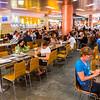 San Francisco, CA, USA, People Shopping inside San Francisco Shopping Centre, Food Court