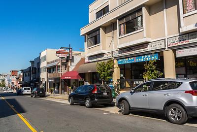 San Francisco, CA, USA, Japantown Neighborhood