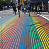 San Francisco, CA, USA, People Visiting The Castro District