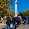 Berkeley, CA, USA, University of California, Berkeley, Students on Campus
