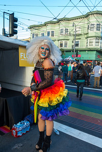 San Francisco, CA, USA, Gay Neighborhood, the Castro, Street Scenes, People Visiting