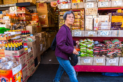 San Francisco, CA, USA, Street Scenes, Chinatown, Daytime
