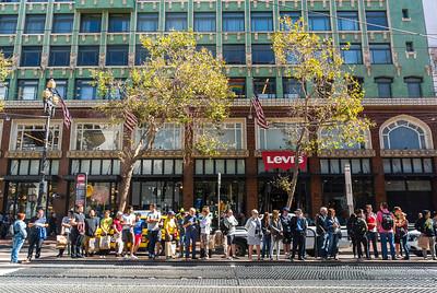 San Francisco, CA, USA, Street Scenes, Downtown, Daytime