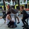 San Francisco, CA, USA, Gay Neighborhood, the Castro, Street Scenes, People Visiting