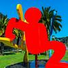 San Francisco, CA, USA, Street Art, Public Museum, De Young, Modern Art in Golden Gate Park
