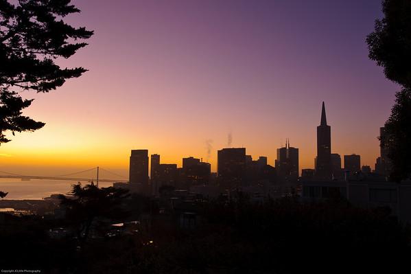 San Francisco California 2011