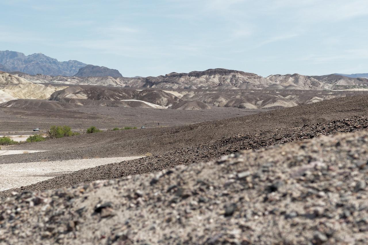 Death Valley -- Borax mine