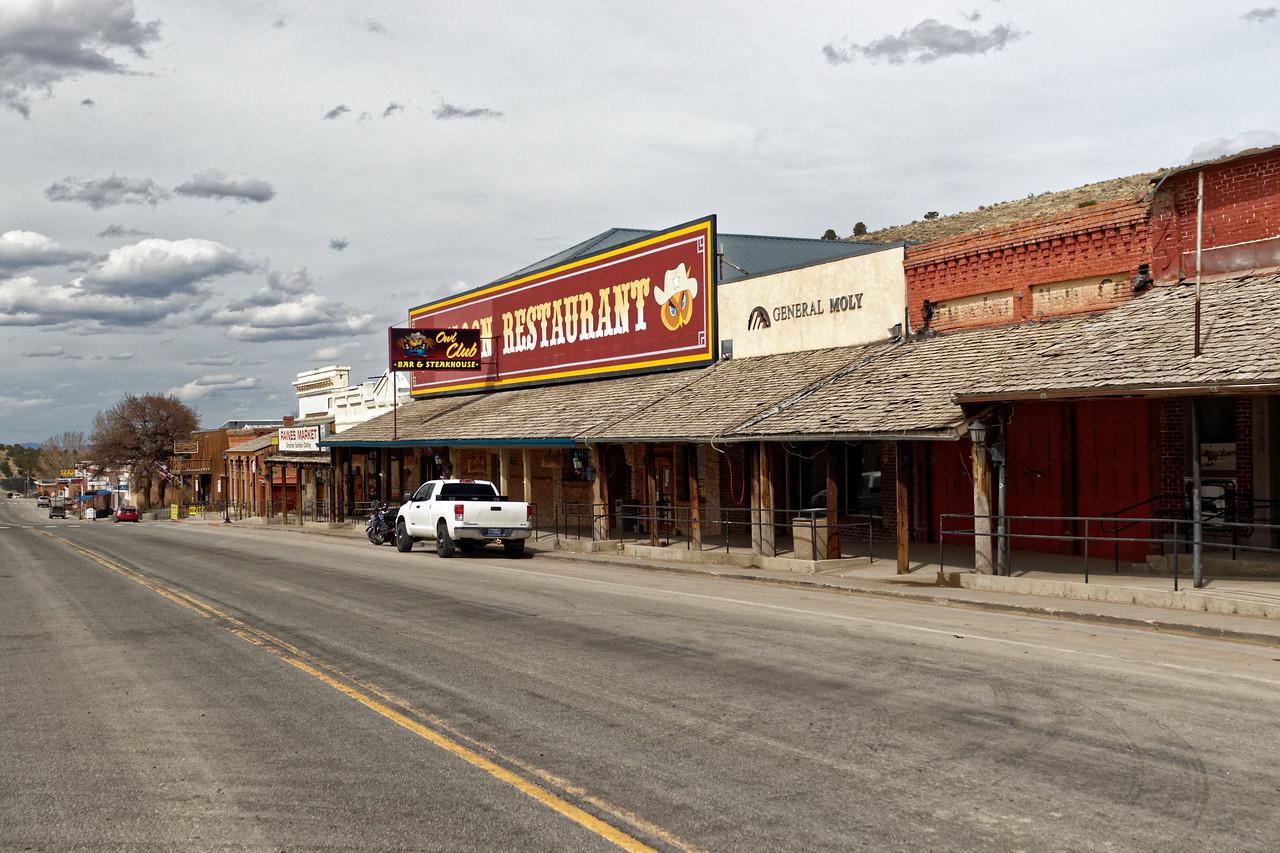 Eureka (NV) -- Mining town