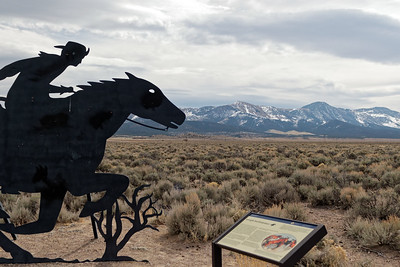 NV Route 50 -- Pony Express station