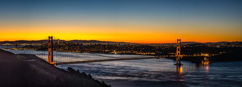 Golden Gate Bridge - December 17, 2016