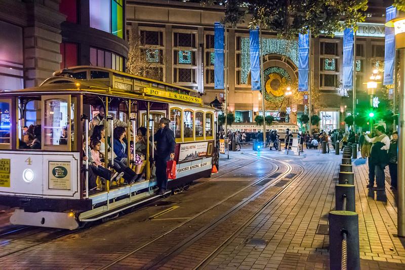 San Francisco December 2014